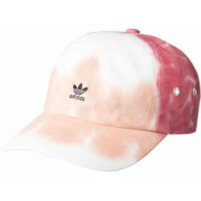 (取寄)アディダス オリジナルス オリジナルス ミニ ロゴ リラックスト キャップ adidas Originals Originals Mini Logo Relaxed Cap Pink