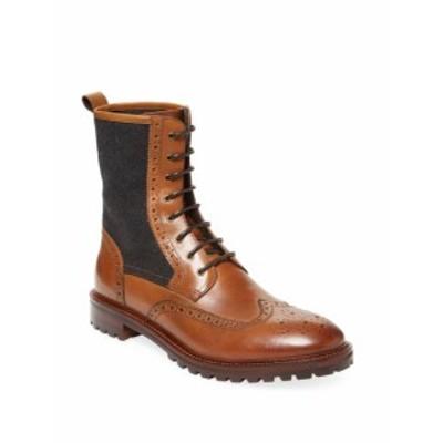ミルバーンカンパニー メンズ シューズ ブーツ Wingtip Leather Boot