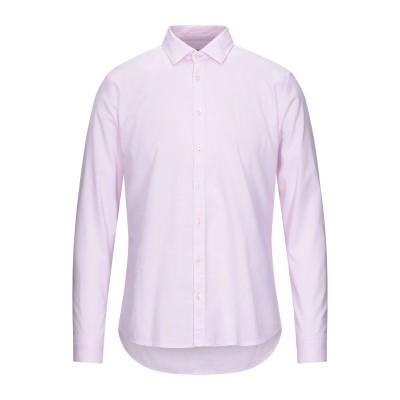 メッサジェリエ MESSAGERIE シャツ ピンク 41 コットン 100% シャツ