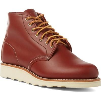 レッドウィング Red Wing レディース ブーツ シューズ・靴 6-Inch Round Toe Boots Colorado Atanado Leather