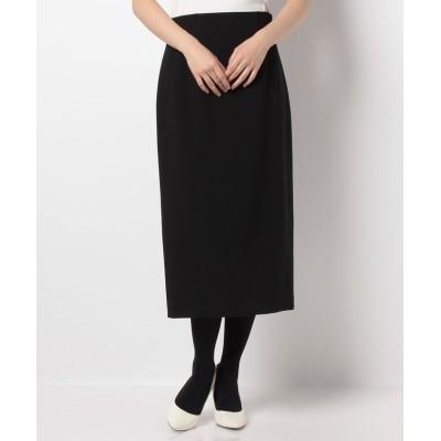 (ANAYI/アナイ)プレミアムストレッチタイトスカート/レディース ブラック
