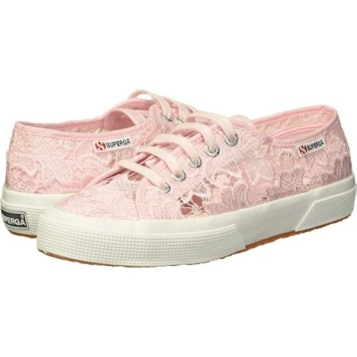 スペルガ Superga レディース スニーカー シューズ・靴 2750 Lace Sneaker Pink