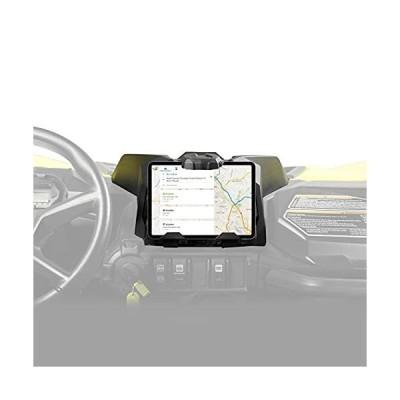 KIWI MASTER 電子デバイス タブレット 電話ホルダー 2019-2021 Can Am Maverick Sport / Trail / Commander 収納ボックス オ