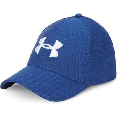 アンダーアーマー Under Armour メンズ 帽子 Heathered Blitzing 3.0 Cap American Blue