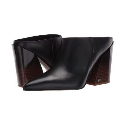Sam Edelman サムエデルマン レディース 女性用 シューズ 靴 ヒール Reverie - Black Modena Calf Leather
