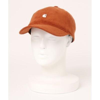OVERRIDE / 【Carhartt】HARLEM CAP / 【カーハート】ハーレム キャップ オーバーライド MEN 帽子 > キャップ