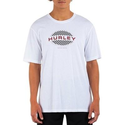 ハーレー メンズ シャツ トップス Short-Sleeve Oval Checkers Graphic t-Shirt