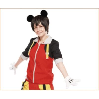 【レディ】ミッキー【キングダムハーツ】【ミッキーマウス】【ディズニー】【Disney】【ハロウィン】【コスプレ】【コスチューム】【衣装