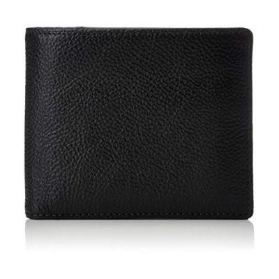 [プレリー] 二つ折り財布(小銭入れあり) フェイヴァー プレリートラディショナルファクトリー クロ