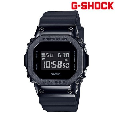 時計 G-SHOCK ジーショック GM-5600B-1JF GG I10