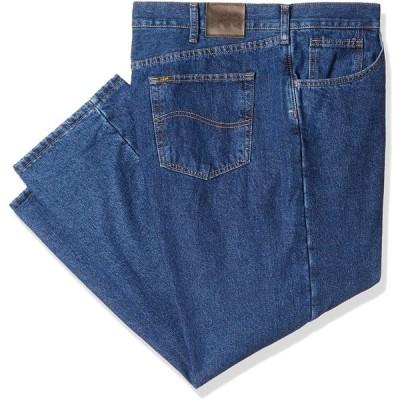 LEE PANTS メンズ US サイズ: 60W x 30L カラー: ブルー