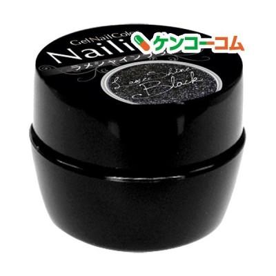 ネイリティー ジェルネイルカラー ラメシャインブラック 001 ( 4g )/ Naility!(ネイリティー)