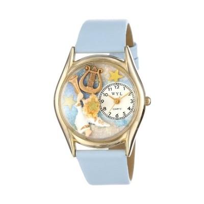 腕時計 気まぐれなかわいい プレゼント C0710009 Whimsical Gifts Angel with Harp Watch in Gold S