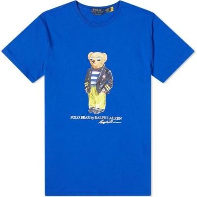 ラルフ ローレン Polo Ralph Lauren メンズ Tシャツ トップス regatta bear tee SAPPHIRE STAR