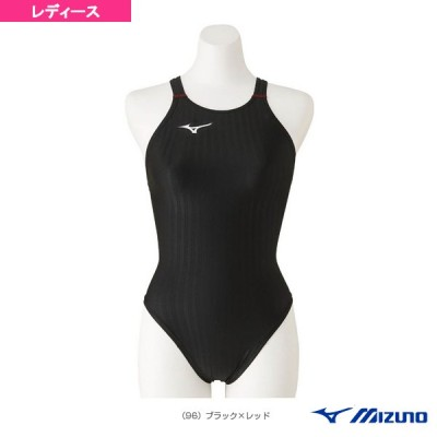 ミズノ 水泳ウェア(レディース)  STREAM ACE/ハイカット/レースオープンバック/レディース(N2MA0222)