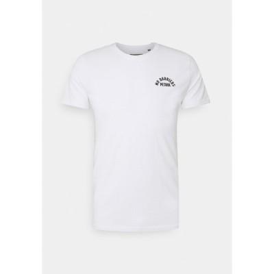 ペトロール インダストリーズ Tシャツ メンズ トップス Print T-shirt - bright white