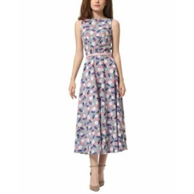 ファッション ドレス Lila Kass Silk-Blend A-Line Dress 2