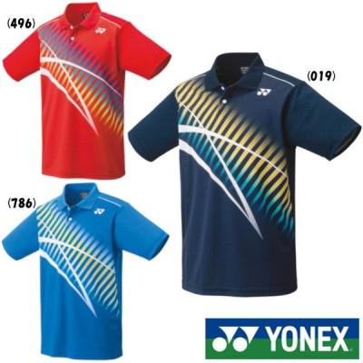 送料無料◆YONEX◆2021年9月下旬発売◆ユニセックス ゲームシャツ 10433 ヨネックス テニス バドミントン ウェア