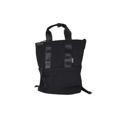ニューヨーカー NEW YORKER 2WAYバッグ バッグパック ブラック 新品
