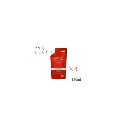 (×4セット)コーセー アスタブラン Wリフトローション とてもしっとり 130ml レフィル 詰替用