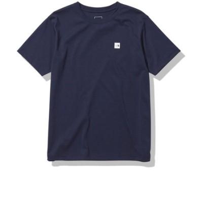 ノースフェイス(THE NORTH FACE)スモールボックスロゴ 半袖Tシャツ NT32147 NY