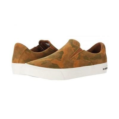 SeaVees シービーズ メンズ 男性用 シューズ 靴 スニーカー 運動靴 Hawthorne Slip-On - Desert Camouflage