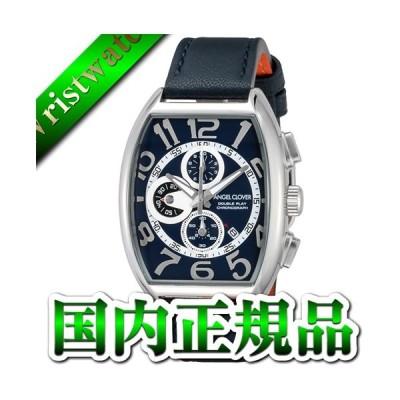 Angel Clover エンジェルクローバー ダブルプレイ DP38SNV-NVN メンズ 腕時計 国内正規品 送料無料