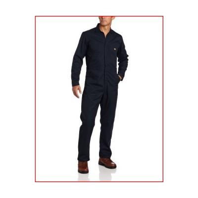 Dickies Men's Basic Blended Coverall, Dark Navy, L Regular【並行輸入品】