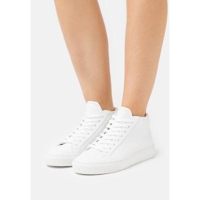 ガーメント プロジェクト スニーカー レディース シューズ TYPE MID VEGAN - High-top trainers - white