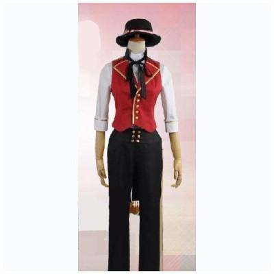 高品質コスプレ衣装 MARGINAL#4(マージナルナンバーフォー) 野村アール 100万回の愛革命