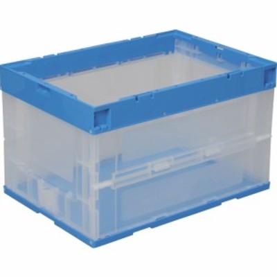 DIC パタパタ RP-50B ブルー透明 (1個) 品番:RP-50B BT