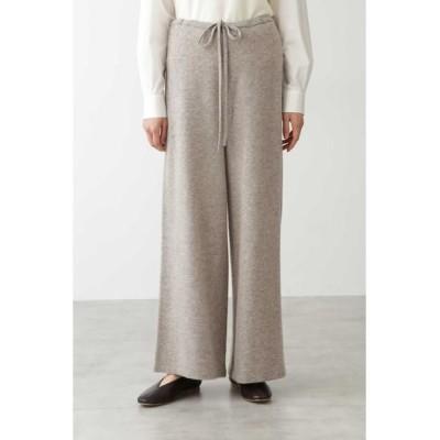 HUMAN WOMAN/ヒューマンウーマン ◆≪Japan Couture≫圧縮パンツ TOPベージュ M