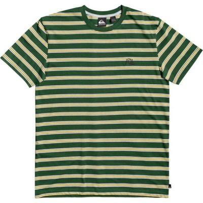 クイックシルバー Quiksilver メンズ Tシャツ トップス coreky t-shirt Misted Yellow