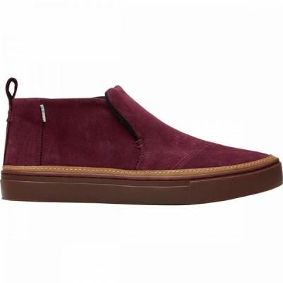トムス Toms レディース シューズ・靴 Paxton Shoe Raisin Suede Water Resistant