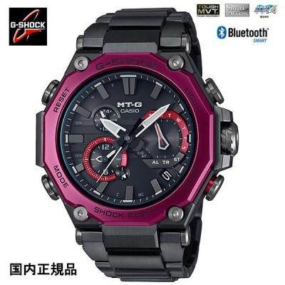 G-SHOCK ジーショック 腕時計 スマートフォンリンク電波ソーラー カーボンモノコック MTG-B2000BD-1A4JF メンズ 国内正規品