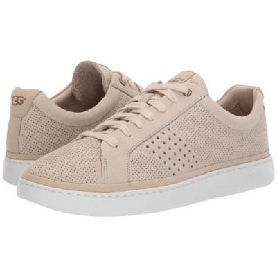 (取寄)アグ メンズ カリ スニーカー ロウ Perf UGG Men's Cali Sneaker Low Perf White Cap