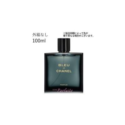 香水・メンズ シャネル -CHANEL- ブルードゥシャネルパルファム 100ml コンパクト便 外箱なし 再入荷02