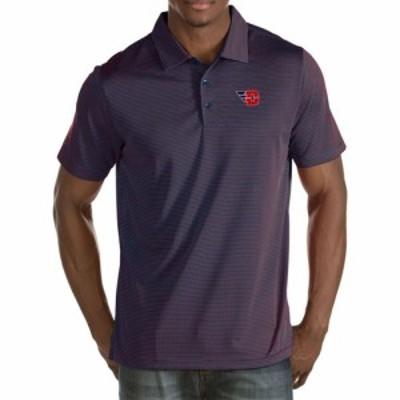 アンティグア Antigua メンズ ポロシャツ トップス Dayton Flyers Red Quest Polo