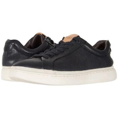 アグ UGG メンズ スニーカー ローカット シューズ・靴 Cali Sneaker Low Black Leather