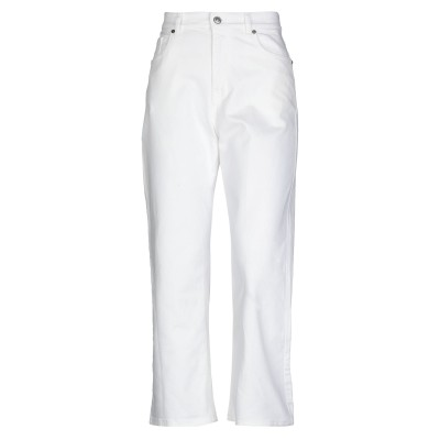 パロッシュ P.A.R.O.S.H. ジーンズ ホワイト M コットン 98% / ポリウレタン 2% ジーンズ