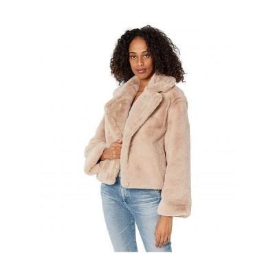 BB Dakota ビービーダコタ レディース 女性用 ファッション アウター ジャケット コート Big Time Plush Faux Fur Jacket - Light Taupe