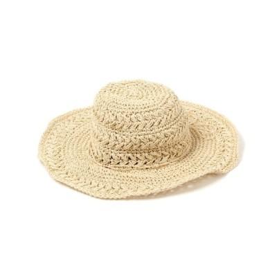 repipi armario / レースツバヒロハット WOMEN 帽子 > ハット