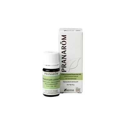 プラナロム PRANAROM 精油 タナセタム5ml p-173 初回ご購入特典 『ケモタイプ精油マニュアル』付き