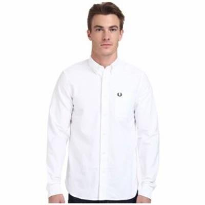 フレッドペリー その他シャツ Classic Oxford Shirt White