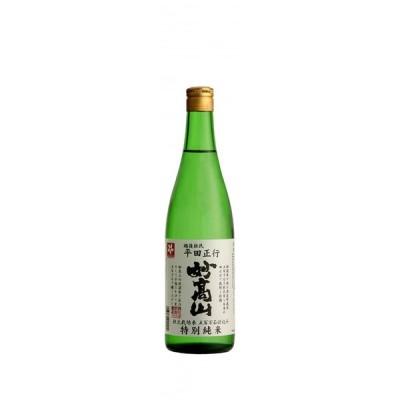 杜氏栽培米仕込 特別純米 妙高山 720ml