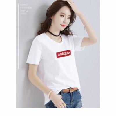 レディース トップス Tシャツ カジュアル 半袖
