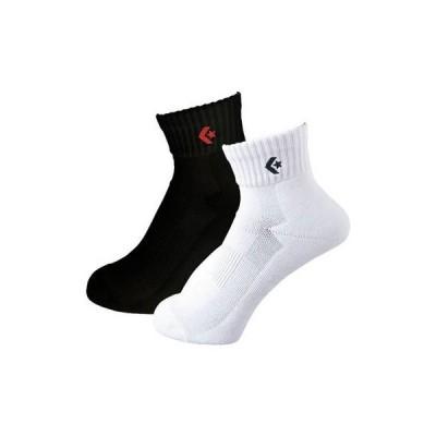 (コンバース)ジュニア ソックス 2足組 バスケットボール ソックス CB16006P−6419