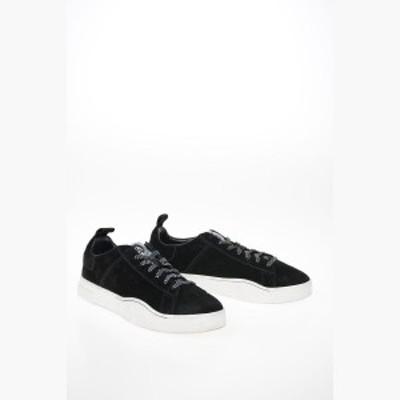 DIESEL/ディーゼル スニーカー Black メンズ 秋冬2019 Suede CLEVER Sneakers dk