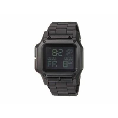 ニクソン メンズ 腕時計 アクセサリー Regulus SS All Black