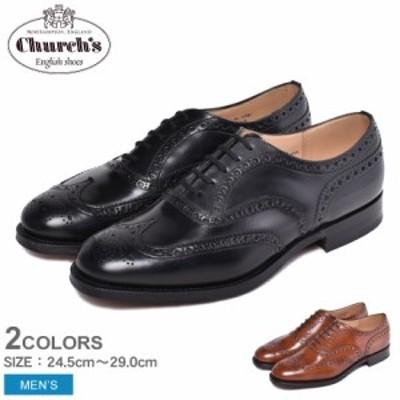 チャーチ ドレスシューズ メンズ バーウッド レザー フォーマル 靴 シューズ 紳士 CHURCH BURWOOD EEB002